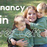 Pregnancy Brain. It never left me