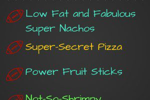 Super Bowl Super Foods Recipe From Albuquerque Moms Blog