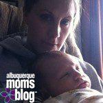 Overwhelmed & Anxious: My First Weeks of Motherhood