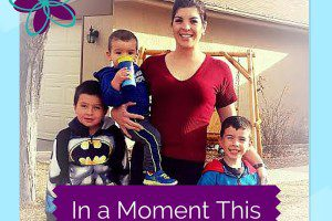 In a Moment, This will be a Memory from Albuquerque Mom's Blog