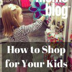 Shopping for Kids' Clothes on a Budget