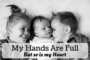 My Hands Are Full