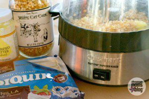 Oscar Worthy Popcorn from Albuquerque Mom's Blog