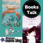 Books Talk: Blue Birds & Touching the Surface