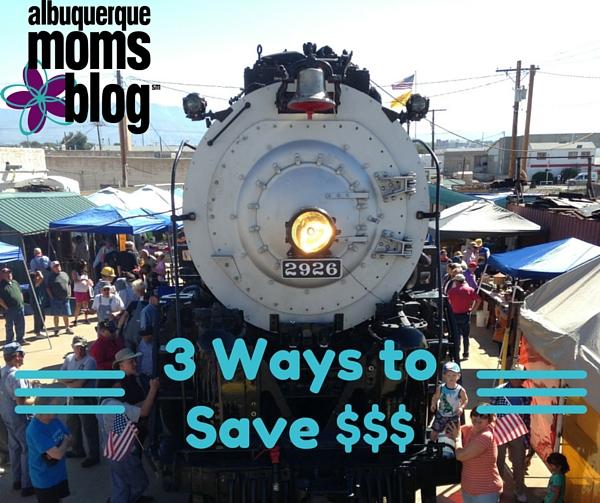 3 Ways to Save - ABQ Moms Blog