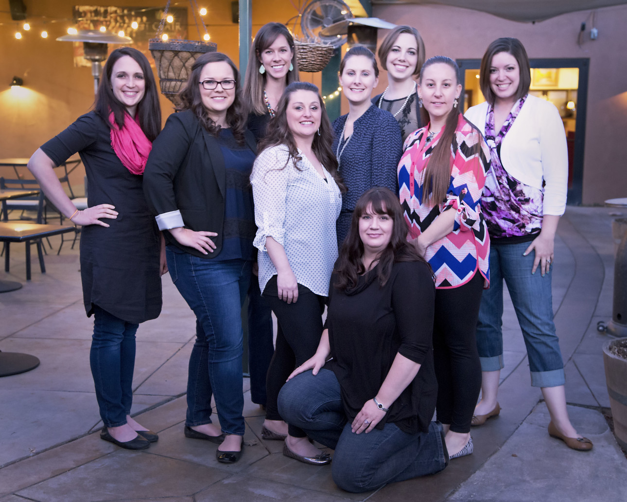 St. Clairs Albuquerque Moms Blog Party