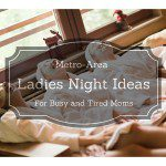 Ladies' Night – Five Fun Ideas