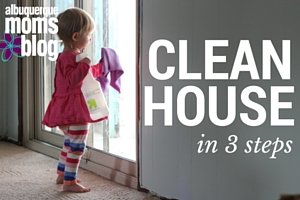 Spring Cleaning Albuquerque Moms Blog clean house