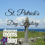 St. Patrick's Day History Lesson