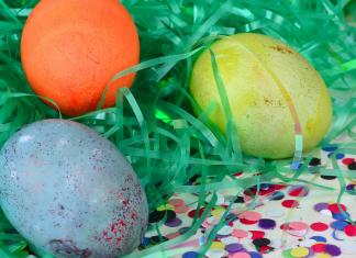Cascarón Eggs: Southwest Easter Tradition
