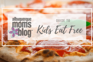 kids eat fee | Albuquerque Moms Blog