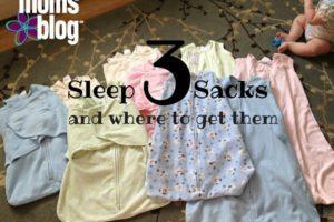 3 Sleep Sacks and Where to Get Them - Albuquerque Moms Blog