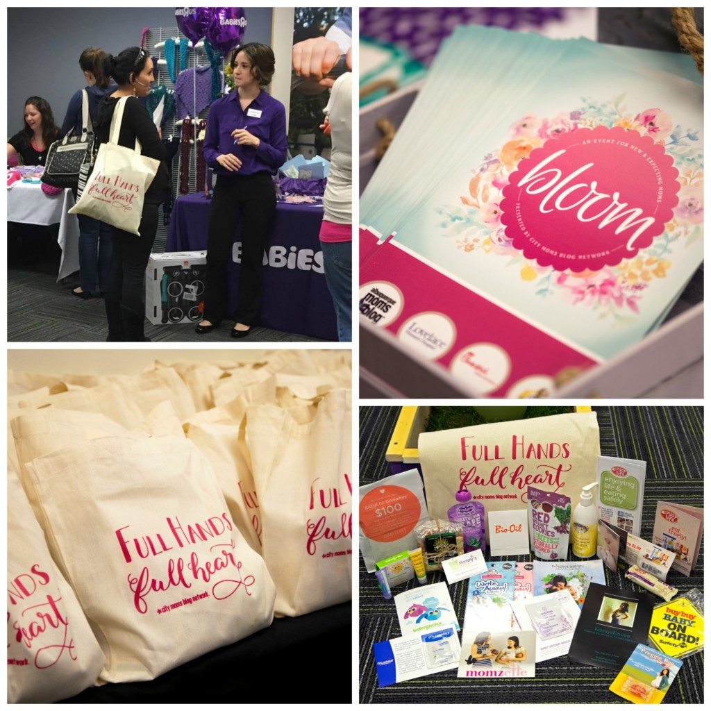 Albuquerque Moms Blog Bloom Event Recap