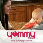 The Yummy Spoon, a Tool for the On-The-Go Mom