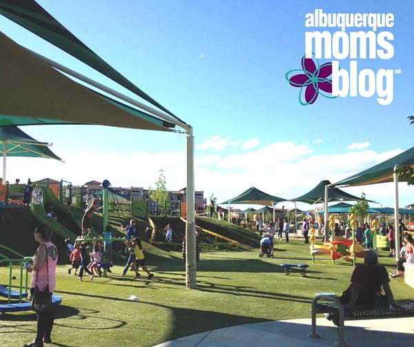 A Park Above Park - Albuquerque Moms Blog