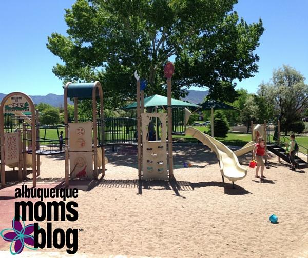 Academy Hills Park - Albuquerque Moms Blog