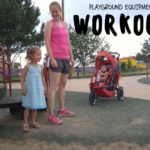 Playground Equipment Workout for the Multitasking Mama