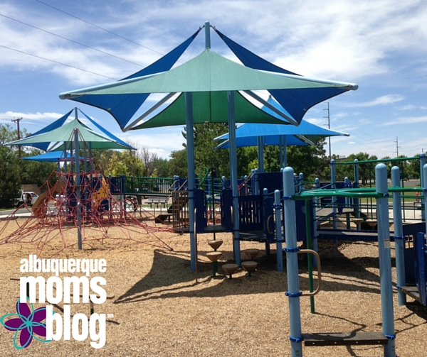 Jerry Cline Park - Albuquerque Moms Blog