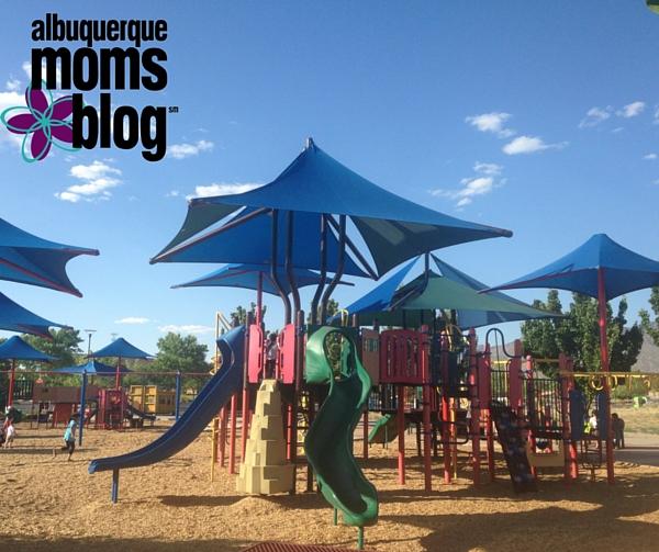Manzano Mesa Park - Albuquerque Moms Blog