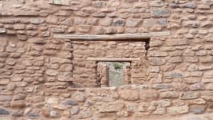 Looking Through Time at Jemez Historical Site