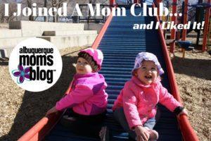 MOMS Club Albuquerque Moms Blog
