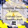 Supporting Bereaved Families :: Childhood Cancer Awareness Month From Albuquerque Moms Blog