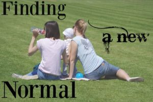 Finding a New Normal from Albuquerque Mom's Blog