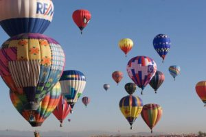 A Moms Guide to Navigating the Balloon Fiesta