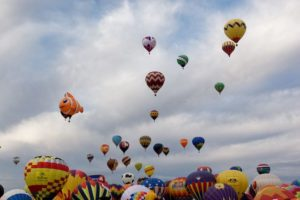 A Moms Guide to Navigating Balloon Fiesta