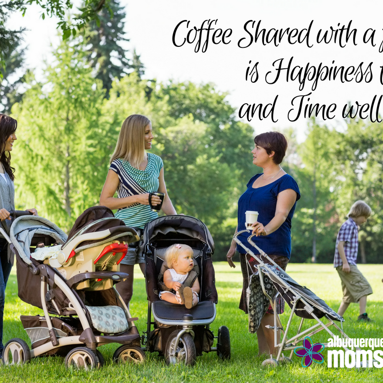 albuquerque Moms Blog national coffee day