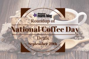 national-coffe-day Albuquerque Moms Blog