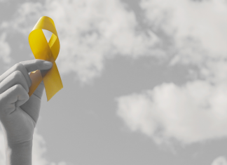 Supporting Bereaved Families :: Childhood Cancer Awareness Month