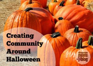 Creating Community Around Halloween from Albuquerque Moms Blog