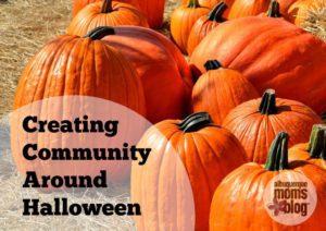 Creating Community Around Halloween from Albuquerque Moms Blog
