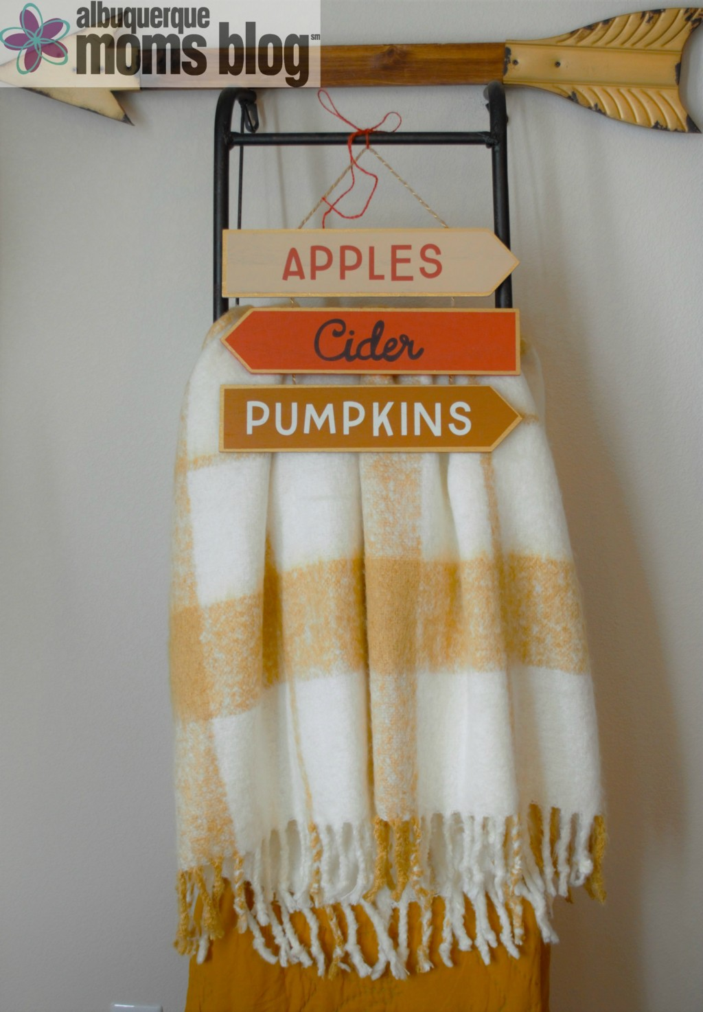 Hello, Albuquerque Fall :: Five Easy Ways to Make Your House Feel Cozy from Albuquerque Moms Blog