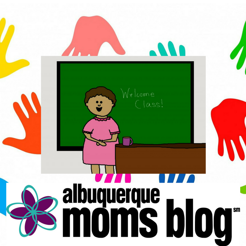 A Teacher, A Horrid Day, And A Grateful Mom from Albuquerque Moms Blog