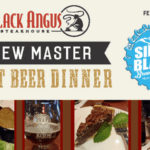 Black Angus Beer Pairing Night with Sierra Blanca Brewery