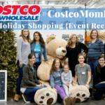 Costco Mom Hour 2016 {Holiday Shopping Event-Recap}