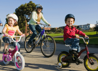 The Best Parenting Advice: Just Go Around the Block