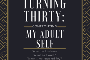 Turning Thirty from Albuquerque Moms Blog