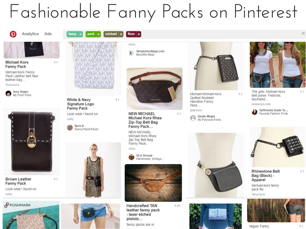 Albuquerque Moms Blog Trends and fanny-packs