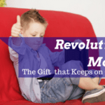 Revolution Math: An engaging online math activity with the gift that keeps on giving