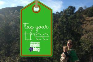 Tag Your Tree - Albuquerque Moms Blog