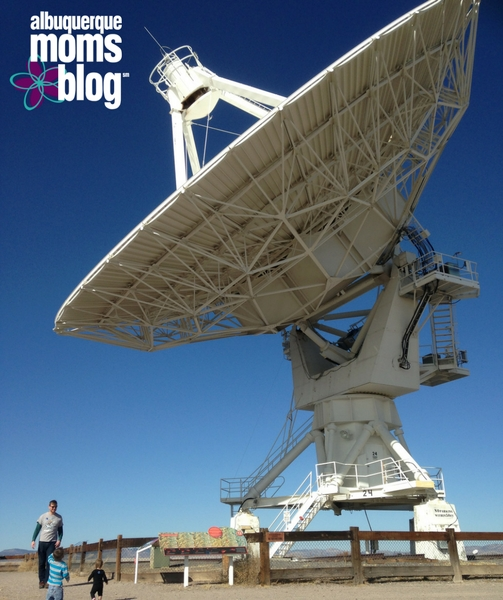 Very Large Array (VLA) - Albuquerque Moms Blog