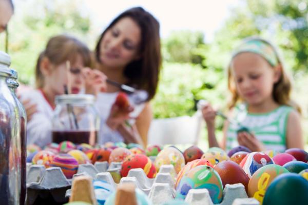 Easter Basket, Albuquerque Moms Blog