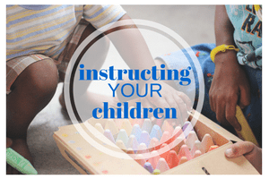instruction of children from albuquerque moms blog