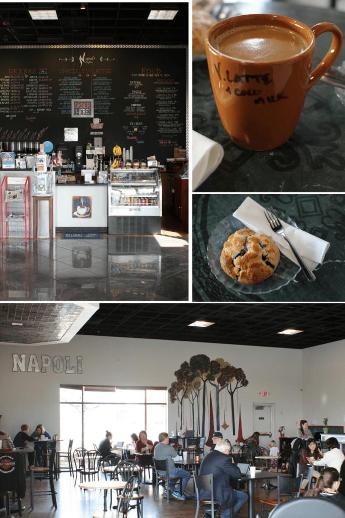 Napoli Coffee albuquerque moms blog