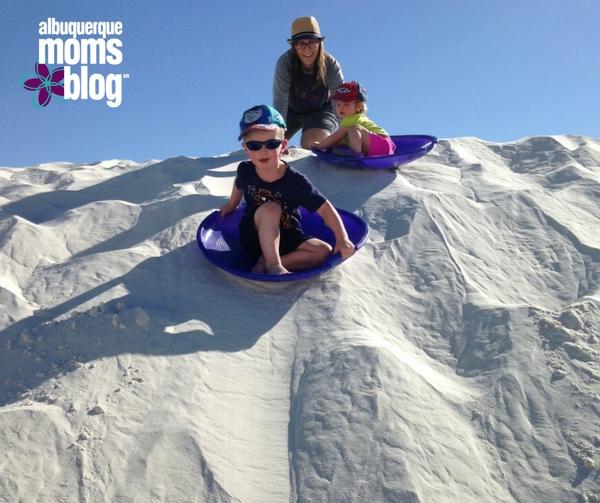 White Sands - ABQ Moms Blog