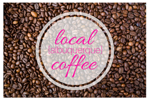 local coffee Napoli Coffee albuquerque moms blog
