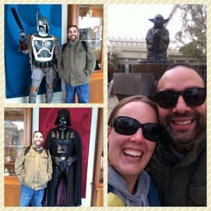 A trip to the Presidio